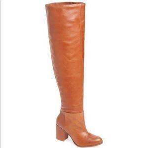 Kelsi Dagger Walker Over the Knee Boots